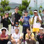 2017.6.25.日 ブリヂストンカップチーム戦ミックスダブルス〈C・D〉
