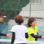 2017.7.29土 イブニング杯女子ダブルス〈C・D〉