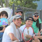 2017.7.17月祝 テニススペースライズ杯究極の総当たり戦ミックスダブルス〈C・C2・D〉