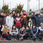 2018.1.28.日肉の一冨士本店杯 チーム対抗戦 男子女子混合ダブルス〈D〉