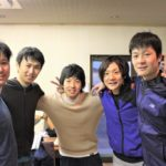 2019.2.2.土RTK杯 男子シングルス〈オープン・C・D〉