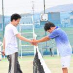 2019.3.30.土RTK杯 男子シングルス〈オープン・C・D〉