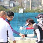 2019.3.31.日 テニススペースライズ杯 ミックスダブルス〈C2・D〉