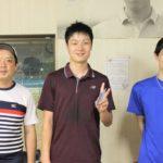 2019.7.20.土イブニング杯 男子シングルス〈オープン・C〉