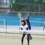 2019.8.25.日イブニング杯 ミックスダブルス〈C2・わかば〉