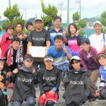 2019.10.6.日Fugai-nai Cup ミックスダブルス〈ハイ&ロー〉