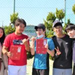 2020.4.25.土柳桜杯 男子シングルス〈オープン・C・D〉