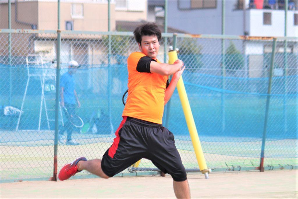 ハロウィンカップ 男子シングルス〈B・C・D〉 @ 柳生園テニスクラブ【倉益校】