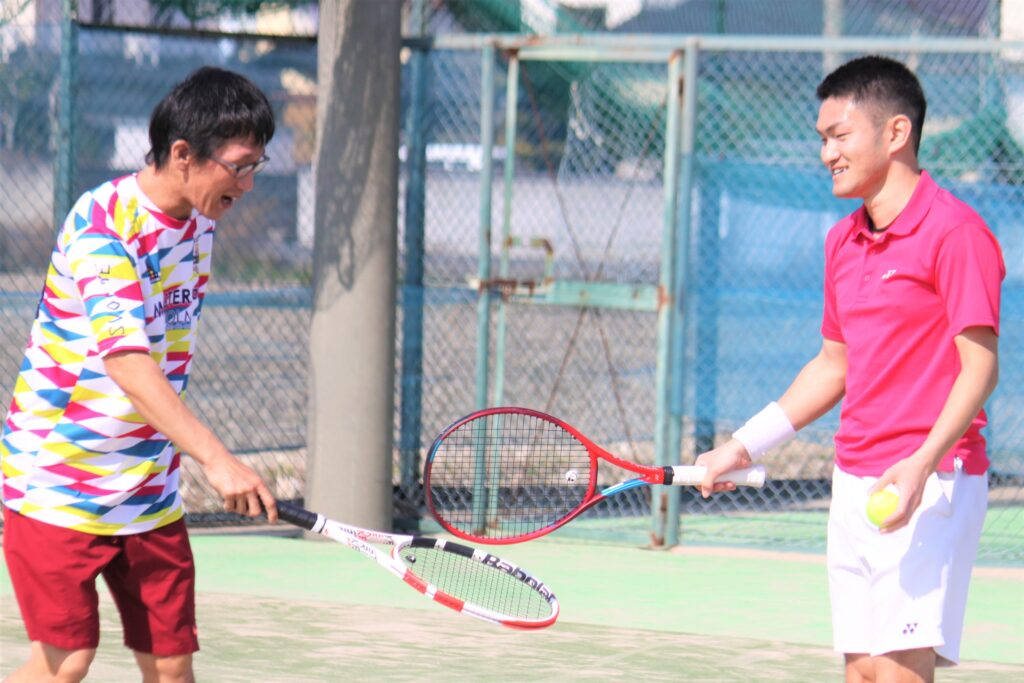 究極の総当たり戦 男子ダブルス〈B・D〉 @ 柳生園テニスクラブ【倉益校】