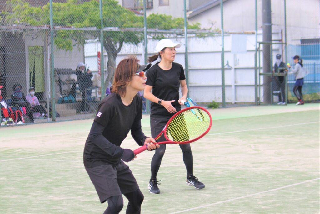 究極の総当たり戦 女子ダブルス 〈C・D〉 @ 柳生園テニスクラブ【倉益校】