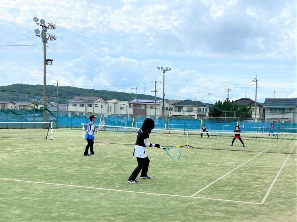 究極の総当たり戦 女子ダブルス〈C・D〉 @ 柳生園テニスクラブ【倉益校】