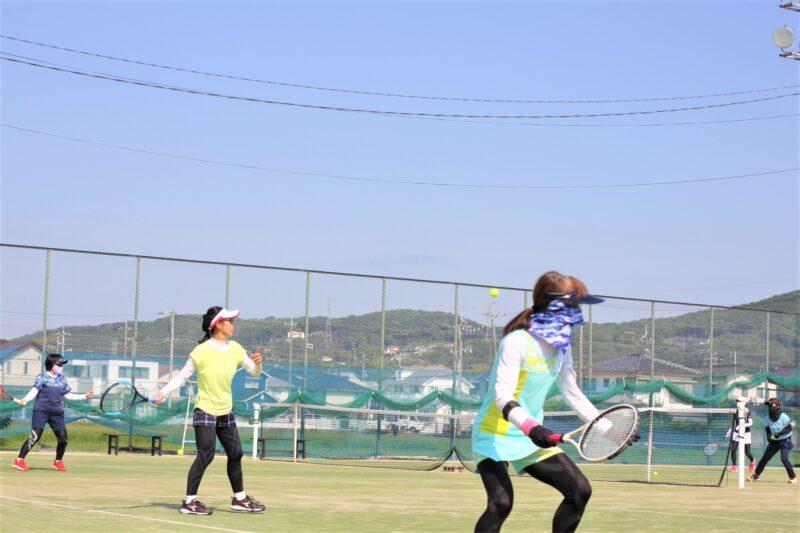 イブニング杯 女子シングルス 〈C・D〉 @ 柳生園テニスクラブ【倉益校】