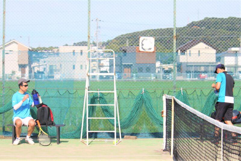 マッチ練習会 男子シングルス 〈不問〉 @ 柳生園テニスクラブ【倉益校】